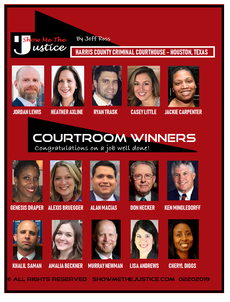 ShowMeTheJustice - February 20, 2019 > Show Me The Justice